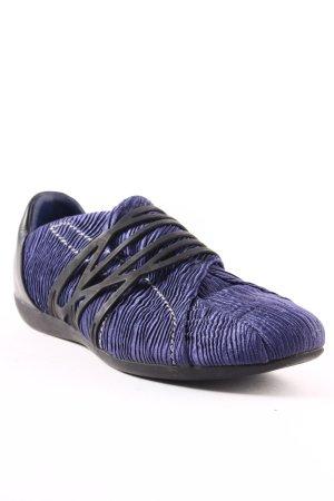 Puma Sneaker Klettverschluss blau sportlicher Stil