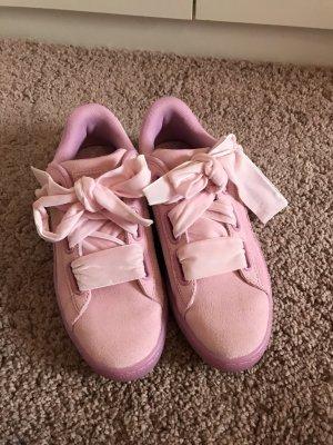 Puma Sneaker, rosa, hervorragender Zustand
