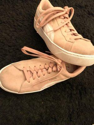 Puma Sneaker rosa weiß