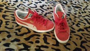 PUMA Sneaker, rot