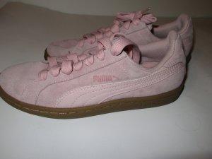 Puma Sneaker Schuhe Gr. 36 rosa