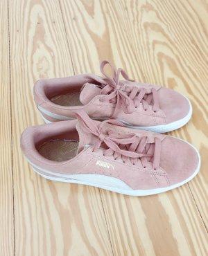 Puma Sneaker Schuhe rosa neuwertig