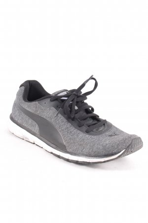 Puma Sneakers black-dark grey athletic style