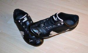 Puma Sneaker – schwarz-gold-rosé / Sportschuhe / Turnschuhe