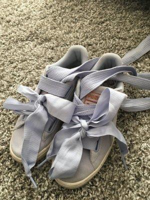 Puma Sneaker Suede hellblau