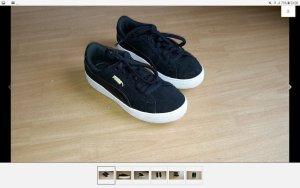 Puma Sneaker Suede Platform in Größe 36