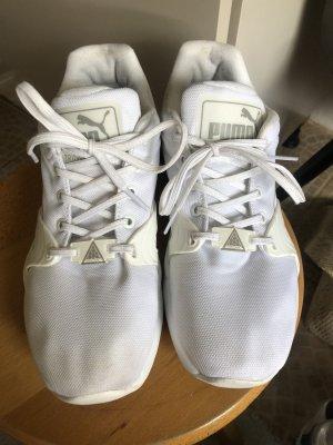 Puma Sneaker white Sportschuhe 40