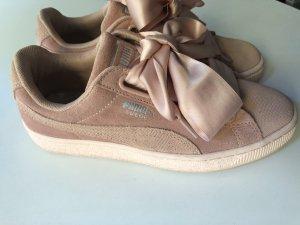 Puma Sneakers met veters roze