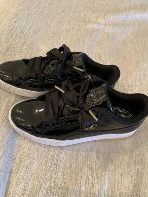 Puma sneakers lack gr 38 schwarz