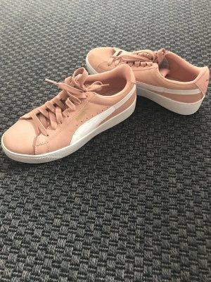 Puma Sneakers rose, Größe 38, top Zustand