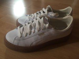 Puma sneakers weiß