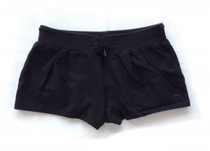 Puma Sport Fitness Yoga Shorts Hot Pants Hose Culottes black – XS