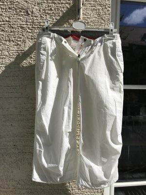 Puma Trackies white cotton