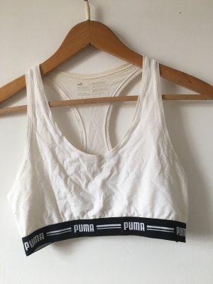 Puma Brassier blanco-negro