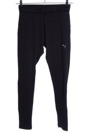 Puma Sporthose schwarz sportlicher Stil