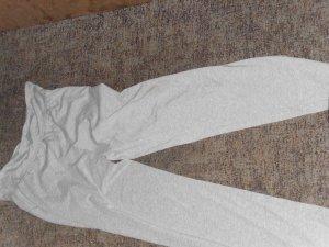 Alexander McQueen / Puma Pantalone da ginnastica grigio chiaro Cotone