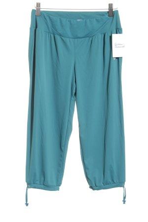 Puma Pantalon de sport bleu cadet style athlétique