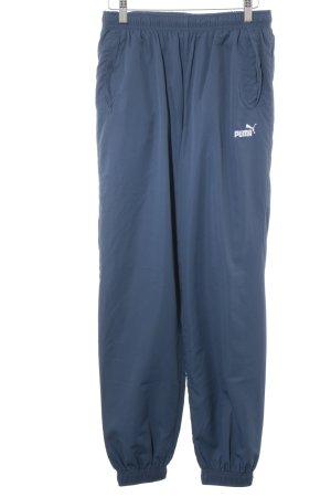 Puma Sporthose stahlblau sportlicher Stil