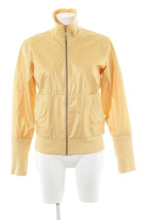 Puma Veste de sport doré-jaune foncé style athlétique