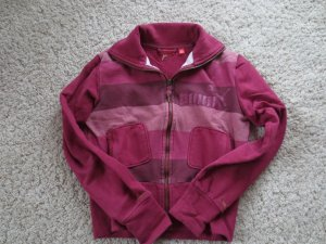 Puma Sportjacke lila pink, Gr. 36, neuwertig