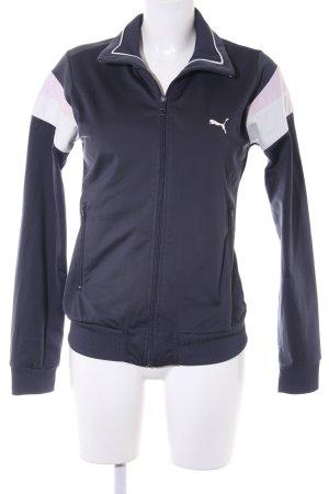 Puma Sportjacke mehrfarbig sportlicher Stil
