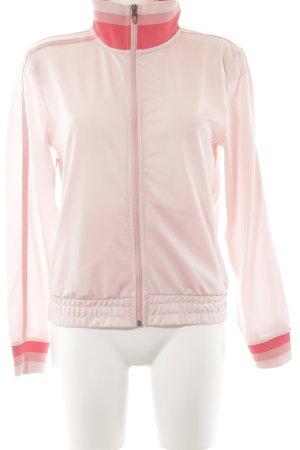 Puma Sportjacke rosé-pink sportlicher Stil