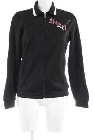 Puma Giacca sport nero stile casual