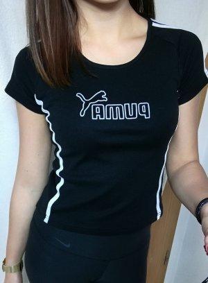 Puma sportliches Croptop Gr. S