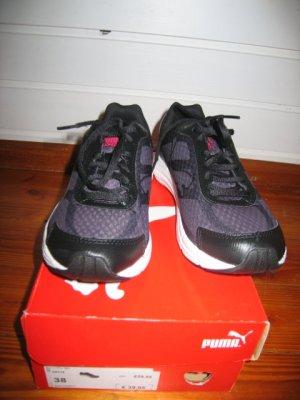 """Puma Sportschuh Sneakers Gr. 38, Farbe: schwarz. """" Neu mit Etikett"""""""