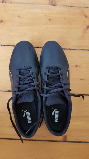 Puma Lace-Up Sneaker black-light grey
