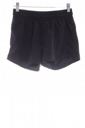 Puma Sport Shorts black casual look