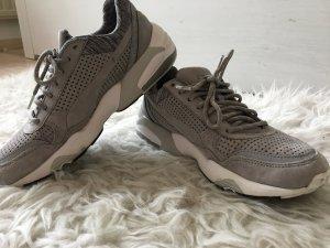 Puma Stampd Sneaker grau