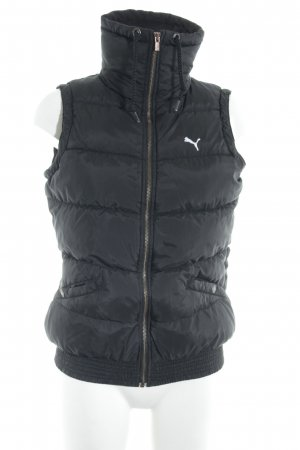 Puma Quilted Gilet black casual look
