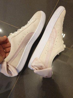 Puma suede bow hexamesh wn's' mit schleife sneaker 37,5/38