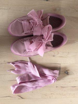 "Puma Suede Heart Reset ""Prism Pink"""