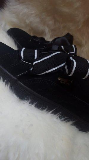 Puma Sneaker stringata nero