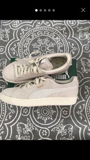 Puma Suede light beige