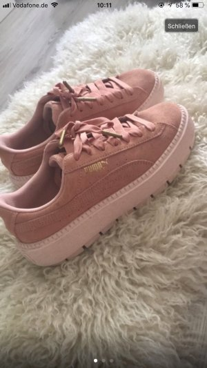 Puma Sneakers rose-gold-coloured-pink