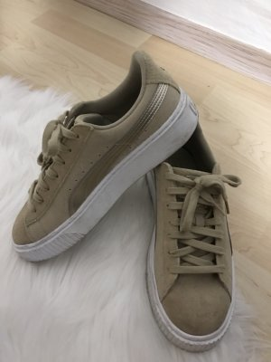 Puma Suede Platform Safari Wn's - Safari
