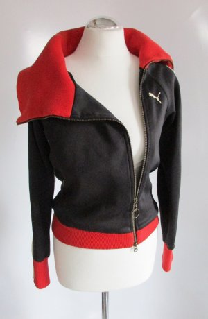 Puma Veste de sport multicolore tissu mixte