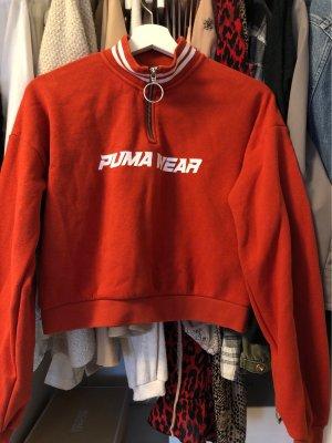 Puma Sweatshirt multicolore