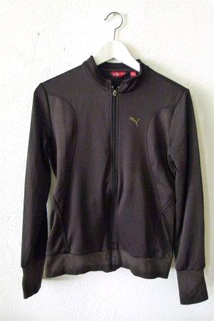 Puma Sweat Jacket black polyester