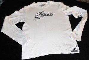 Puma Sweatshirt weiss mint XXS / XS