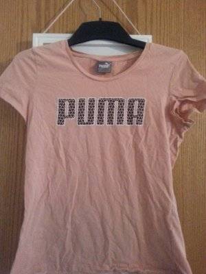 Puma T-Shirt Rosa