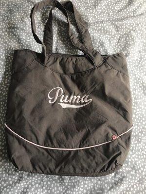 Puma Sporttas grijs-roze