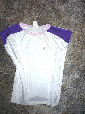PUMA Tennisshirt Gr 40
