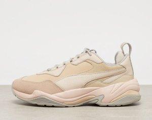 Puma Thunder Desert Natural vachetta-Puma tan nude beige rosa Gr. 40,5 Dad Sneaker