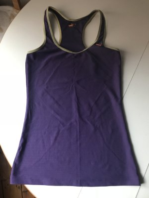 Puma Training-Shirt, lila, Gr. XS, gut erhalten