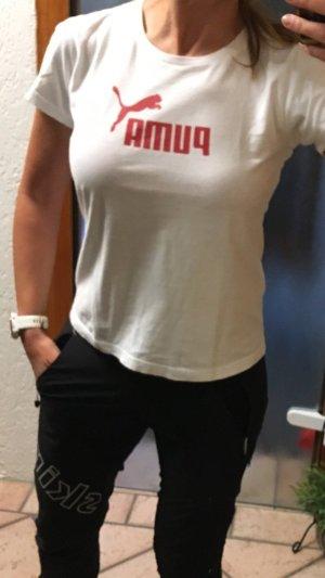 Puma Trainings Shirt Print