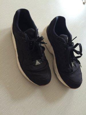 Puma Trinomic, schwarz, Sneakers, kaum getragen